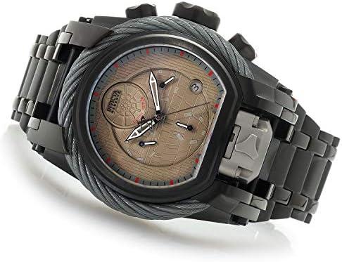 Invicta Reserve Star Wars Men s 52mm Bolt Zeus Magnum Ltd Ed Swiss Quartz Chronograph Bracelet Watch Model 26218