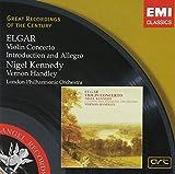 Elgar: Violin Concerto in B Minor, Op. 61/Introduction and Allegro, Op. 47
