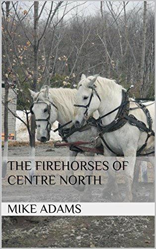 The Firehorses of Centre North by [Adams, Mike]