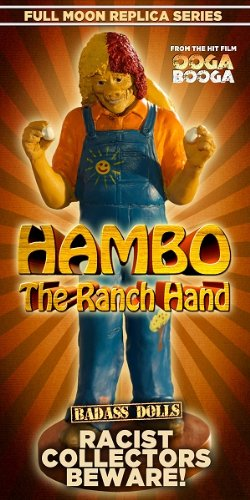 Badass Dolls: Hambo The Ranch Hand (Badass Characters)