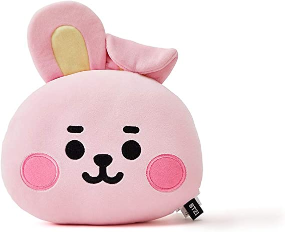 LINE FRIENDS BT21 X Coussin Cooky 16.5 inch Bleu