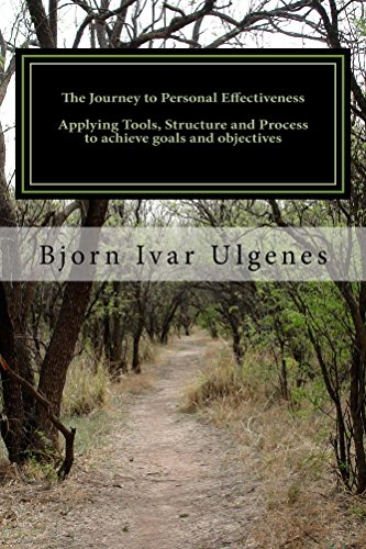 Journey to Personal Effectiveness Pdf
