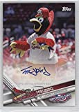 Fredbird (Baseball Card) 2017 Topps Opening Day - Mascots - Autographs [Autographed] #MA-F