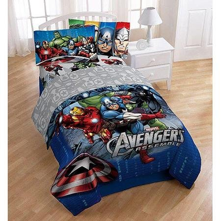 avengers complete bed set amazon co uk kitchen home rh amazon co uk Marvel Avengers Bedding Avengers Bedding Sets