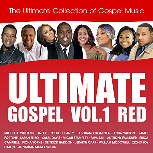 Ultimate Gospel, Vol. 1: Red (2018)