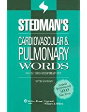 Stedman's Cardiovascular and Pulmonary Words: With Respiratory Words