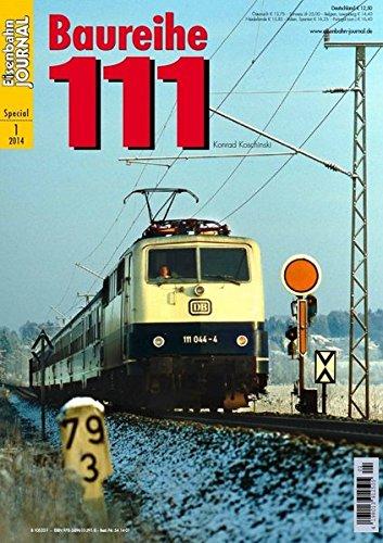 Baureihe 111 - Eisenbahn Journal Special 1-2014