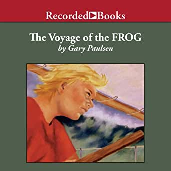 Amazon.com: The Voyage of the Frog (Audible Audio Edition): Gary ...