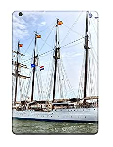 New Arrival Ipad Air Case Ship Case Cover