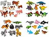 Lakeshore Soft & Squeezy Animals - Complete Set