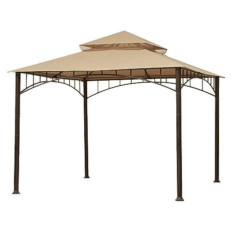 Garden Winds Riplock 350 Replacement Canopy For Summer Veranda Gazebo