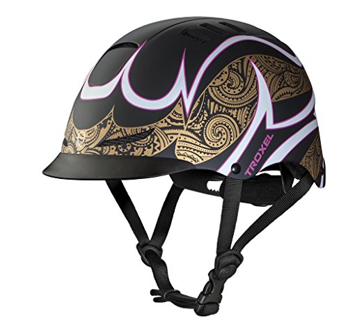 (Troxel FTX Performance Helmet, Inferno, Medium)