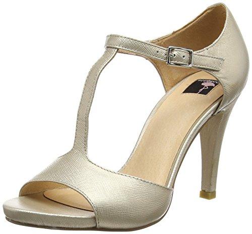3 Giudecca Gold sb7 Y Ouvert Jycx1323 Bout Gold Sandales Femme Light wwf8qvr