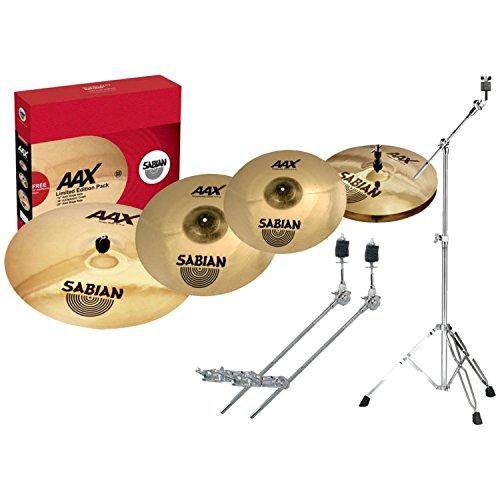 sabian cymbal package - 4