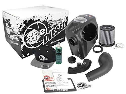 AFE Filters 51-74007-E Diesel Elite Momentum HD Pro DRY S Air Intake System