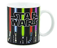 Star Wars Lightsaber Coffee Mug, The Force Awakens With Heat