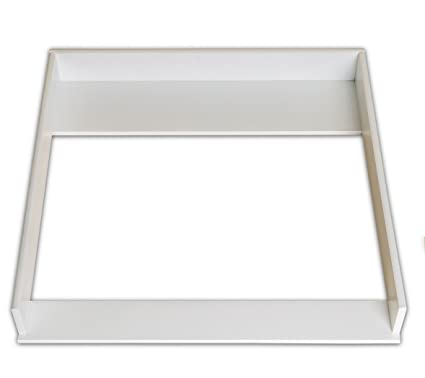 Xxl Changing Table Top For Ikea Hemnes In White Without