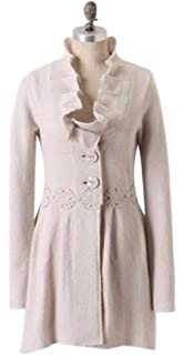 3c33e6feace Anthropologie Alice in Autumn Sweater Coat By Charlie   Robin - NWOT