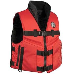Mustang survival accel 100 fishing vest for Fishing vest amazon