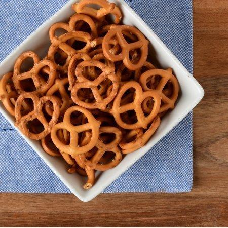 Gluten-Free Pretzel Twists, 8 oz delicious crunch certified gluten-free