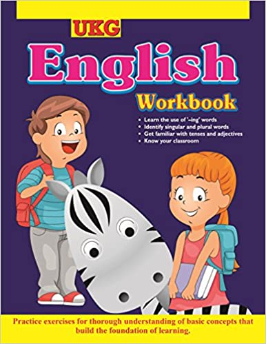 Ukg English Book