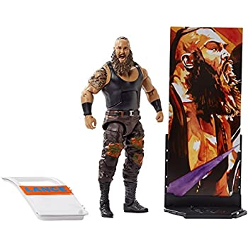 wwe elite collection series 58 braun strowman action figure