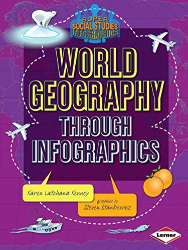 World Geography through Infographics (Super Social Studies Infographics) (Geography Through)