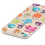 CKCY Googly Moving Eyes Series Slim Fit Case for Apple iPhone 6 Plus / iPhone 6S Plus