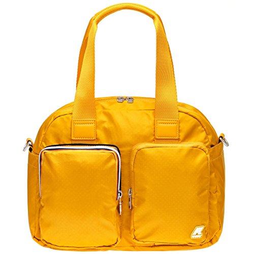 K-Way K-Toujours Handbag Yellow Mustard