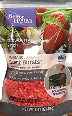 Better Homes and Gardens Scent Bursts Sunlit Strawberry Patch 1.41 OZ