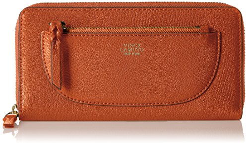 Vince Camuto Ayla Wallet, Toasted Tan, One Size