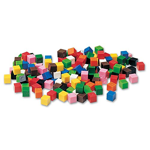 Learning Resources Centimeter Cubes, Set of 1000 ()