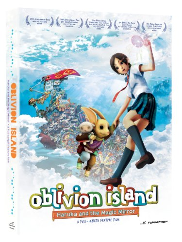 Oblivion Island: Haruka and the Magic Mirror: Anime Movie