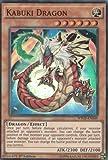 dragon 1 6 - Yu-Gi-Oh! - Kabuki Dragon (WSUP-EN049) - World Superstars - 1st Edition - Super Rare