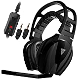 Limited Time Offer on GAMDIAS EROS Elite Gaming Headset with 50mm Drivers, Smart Remote Control, Uni-directional Mic and Cooling Structure (GHS3600).