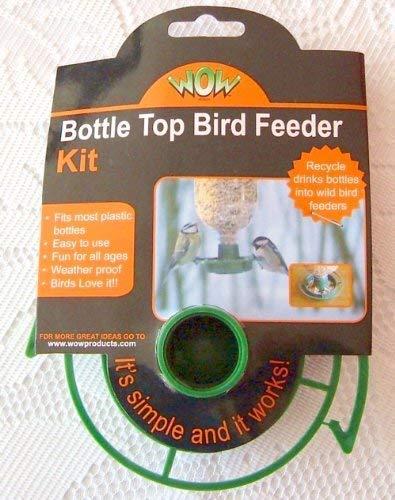 Bottle Top Bird Feeder Kit