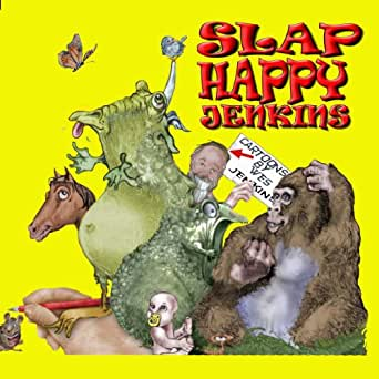 Amazon Com Slap Happy Jenkins Ebook Jenkins Wes Kindle Store