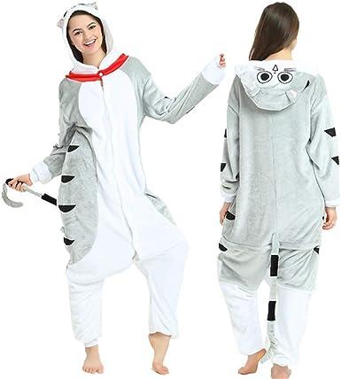 Pijamas unisex para mujer, pijama para adultos, ropa de ...