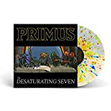 51q1grAOyEL. SL160  - Primus - The Desaturating Seven (Album Review)