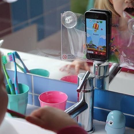 Signal Playbrush - Cepillo de dientes conectado para niños, diferentes colores: Amazon.es: Salud y cuidado personal