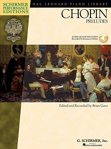Chopin - Preludes (Hal Leonard Student Piano Library) pdf epub