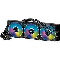 ARCTIC Liquid Freezer II 360 A-RGB - Disipador líquido All-in-One para CPU con A-RGB, Compatible con Intel y AMD, pompa…