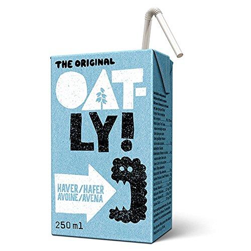 Oatly - Bebida de Avena - Pack de 18 (18 x 25 centilitros)