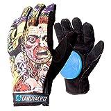 Landyachtz Freeride Comic Slide Glove with Slide Pucks (XL)