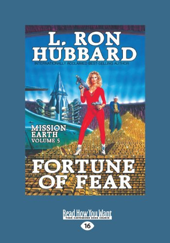 Download Fortune Of Fear Mission Earth The Biggest Science Fiction