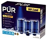 PUR Water Filter Replacement-Procter and Gamble Water Filter Cartridge, (3 Pack) Replacement Cartridges