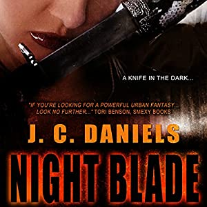 Night Blade Audiobook