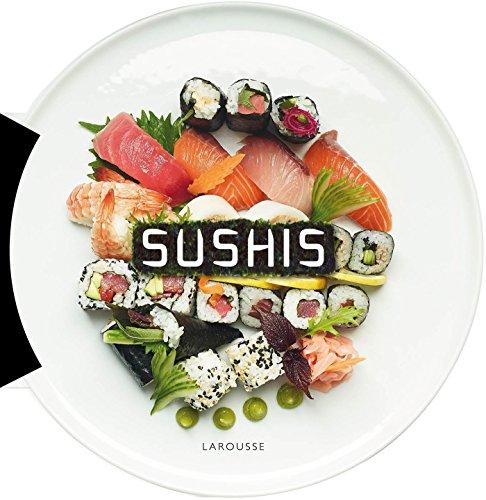 Livre 50 recettes de sushis