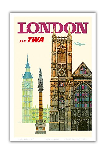 london poster vintage - 4