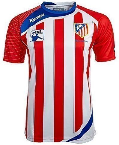 Athle tico Madrid camiseta de balonmano Kempa, Blau Rot Weiß ...
